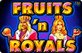 Игровой аппарат Fruits And Royals онлайн
